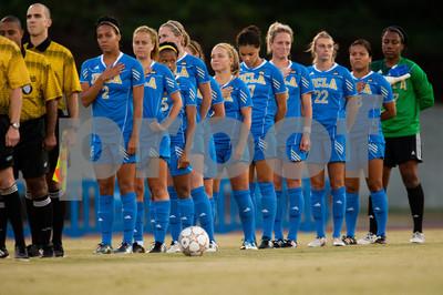 Notre Dame 2010 women soccer
