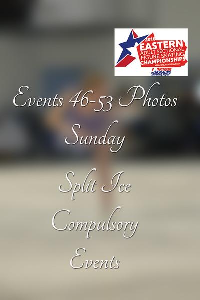 Event 46-53 Split Ice