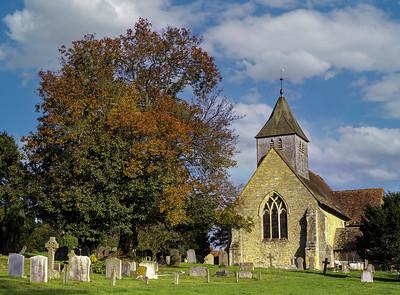 Churches.