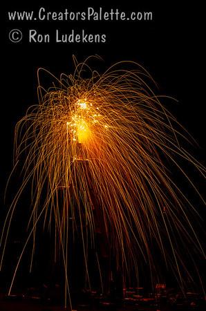 2012 Neighborhood Fireworks