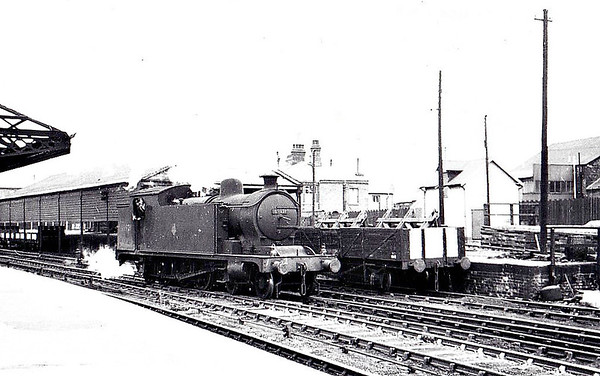 CLASS T (4-8-0) LOCOMOTIVES