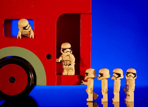 Storm Troopers adventure
