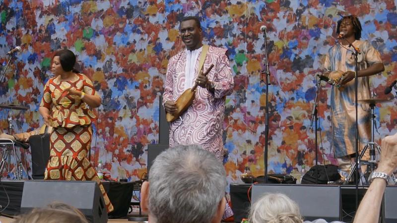 Bassekou Kouyaté & Ngoni ba