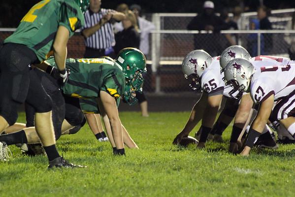 PR Football vs. CLS (9/20/13)