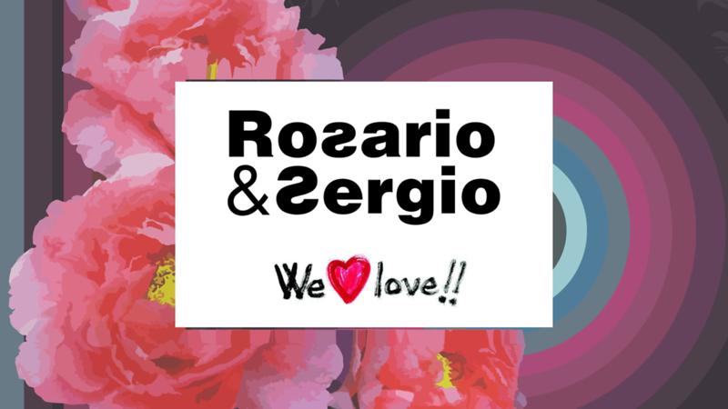 Rosario & Sergio - 12 octubre