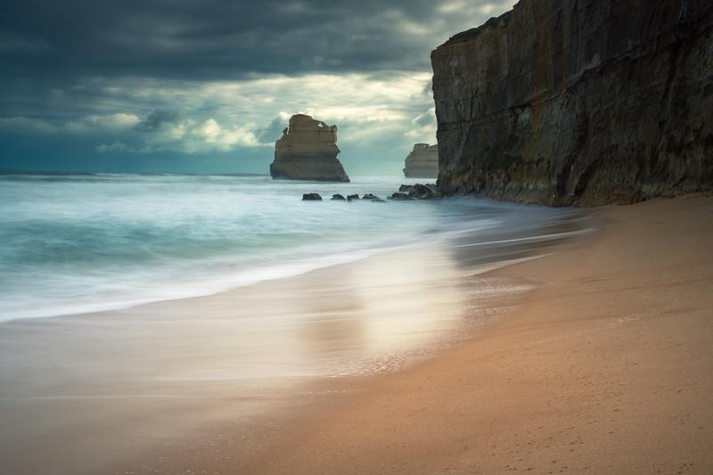 Shimmering Sands || Gibson Steps
