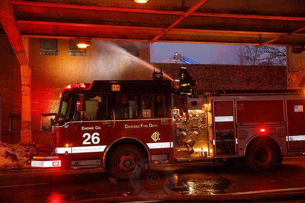 3-11 Alarm of Fire 1223 W. Lake Street 2019
