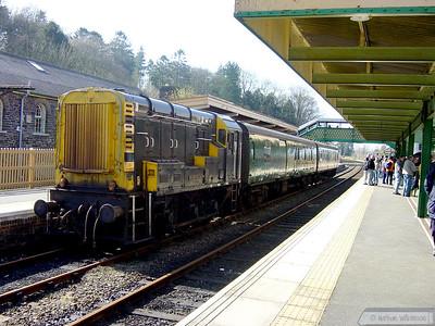 2003 - Dartmoor Railway
