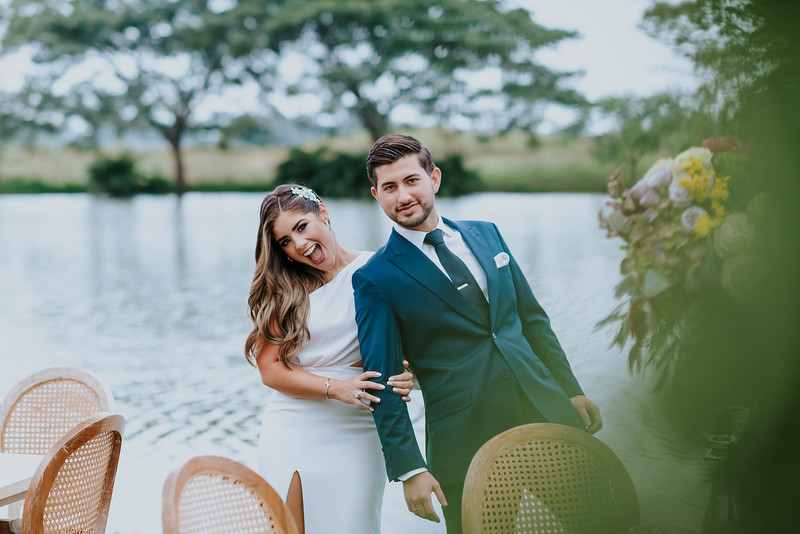 Nicole y Alejandro - Matri Civil