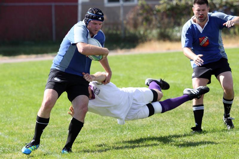 ERRFU Rugby Broomfield Tigers vs. Colorado Rush 9/24/11