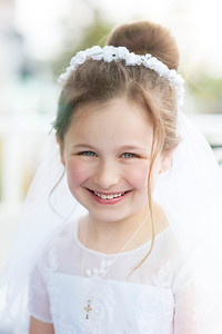 Caitlyn Communion