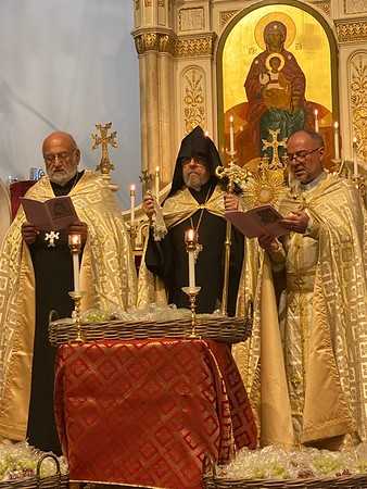 2021 Feast of the Assumption and Grape Blessing