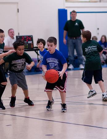 SBRD 3/4 Basketball Feb.6.2012