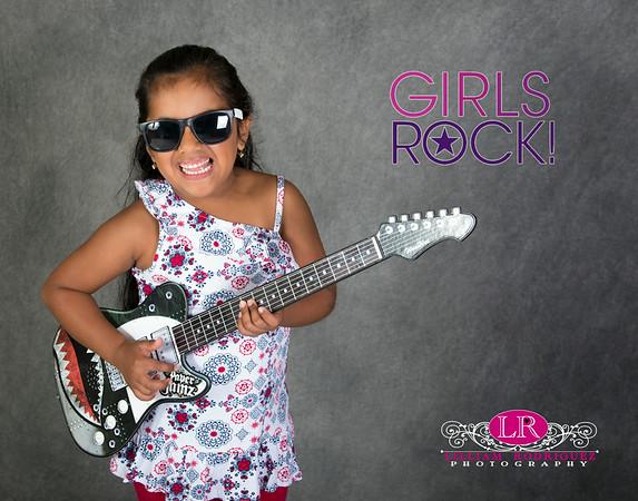 Ariana Plays Rock