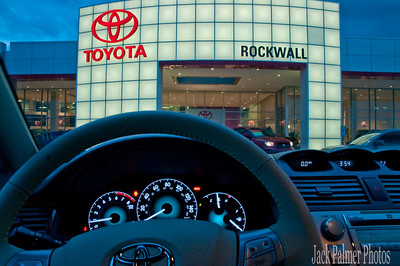 TOYOTA OF ROCKWALL 2009