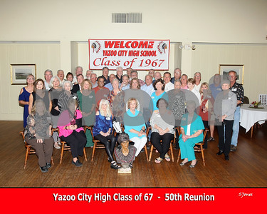 2017-09-23 Yazoo High Class of 1967 Reunion