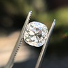 2.35ct Old Mine Cushion Cut, GIA J VS1 2