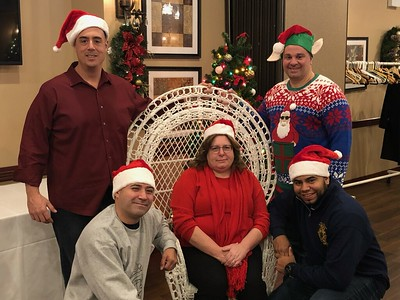 December 2018 Widows & Orphans Christmas Party