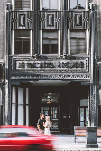 Urban Downtown Rochester New York Engagement Session Shoot Photos Pictures 029.jpg