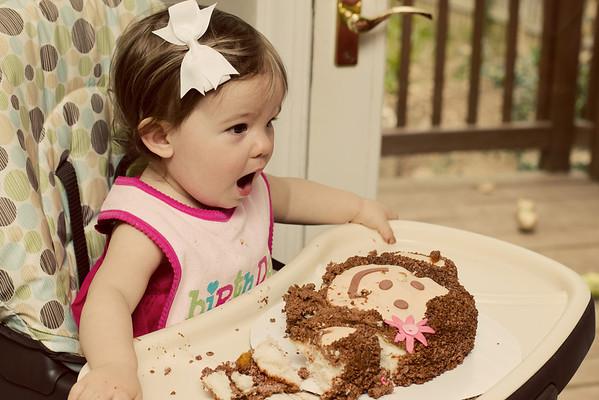 Madison's 1st Birthday - Favorites