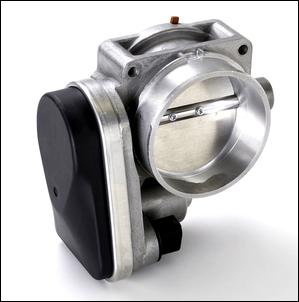 Drive by wire throttle body