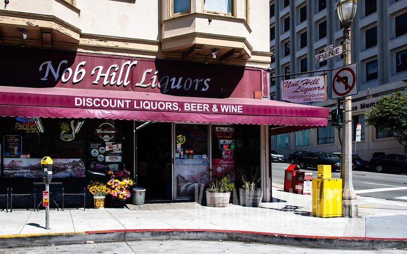 Nob Hill Liquors