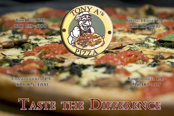 Tony A's Pizza