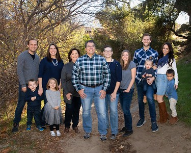 Hogstrom Family, 2020
