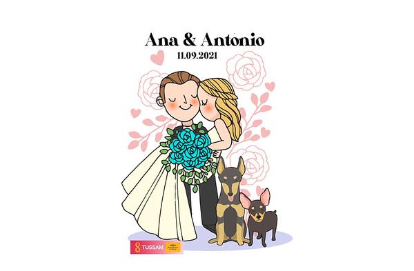 Ana & Antonio - 11 septiembre 2021