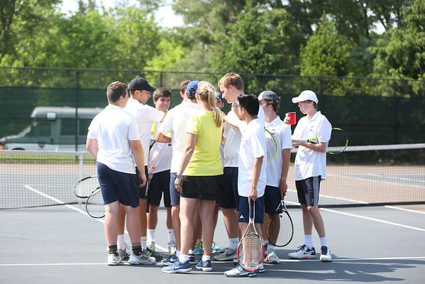 Covenant boys tennis state quarterfinals 2018