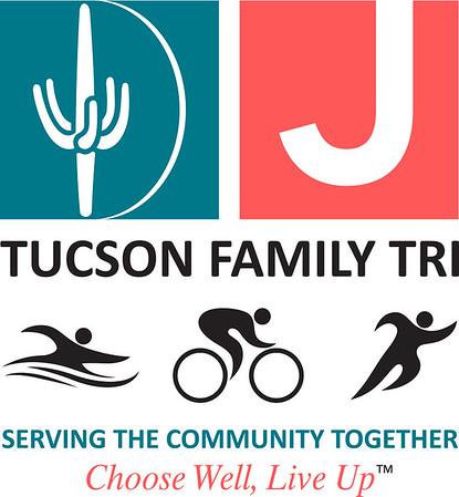 Tucson JCC Family Tri