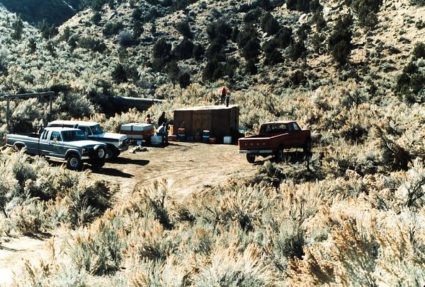 1985 Colorado Hunting Trip