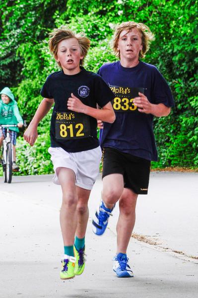Gettorflauf 2012 - Schülerlauf