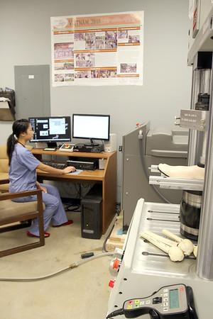 Matt Yinn, Prosthetics Program,  Research that Reaches Out