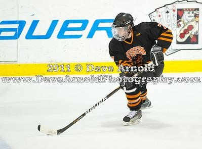 3/9/2011 - Boys Varsity Hockey - MIAA - Woburn vs BC High