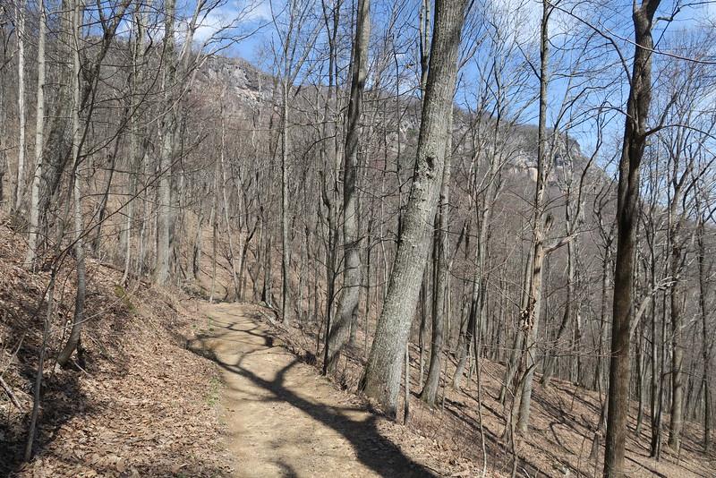 Ewing Trail - 2,850'