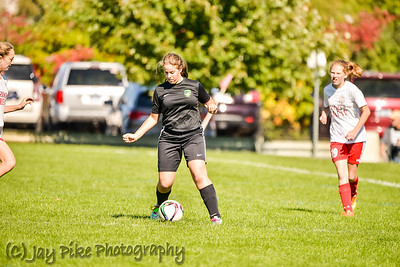 October 9, 2016 - PSC 04 Girls White - vs KZoo Crew
