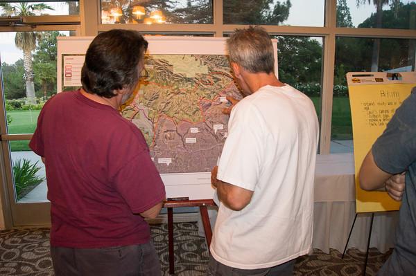 2012-08-30 - LA County NW San Fernando Valley Trail Master Plan Meeting