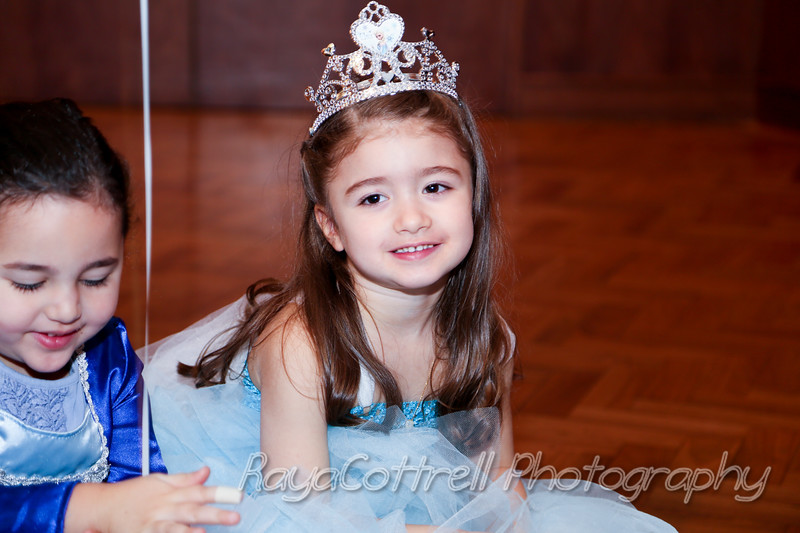 Anaelle's 4th birthday party