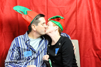 SecurityCoverage Holiday Party Photo Booth Images