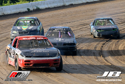 Glen Ridge Motorsports Park - 7/29/18 - JB Photography