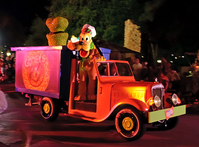 Fall and Mickey's Not So Scary Halloween Party and Fall at the Magic Kingdom