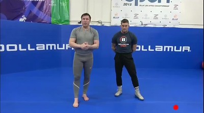 Chain wrestling from an Ankle Pick