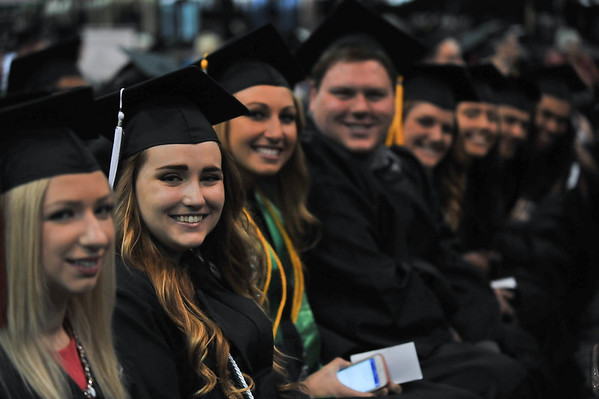 Spring Commencement May 7, 2016 -Lexi Browning