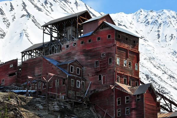 2013 - Alaska - 5 - Chitina and Kennecott