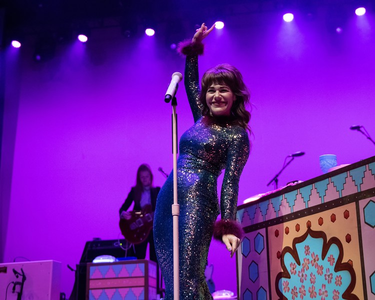 Jenny Lewis at The Met