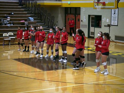 Volleyball Marion Co v Speedway (9/30/2020)
