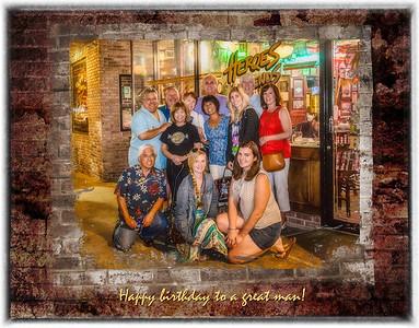 John Price - A Birthday Celebration in Cali