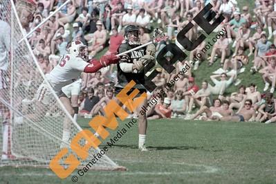 1983-1984 Men's Lacrosse