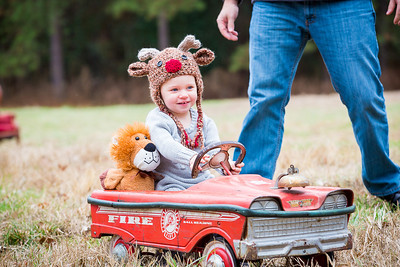 Ford Family Christmas Session